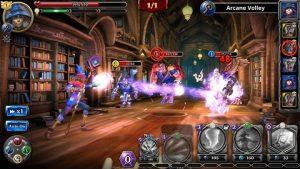 Oz Broken Kingdom MOD APK+DATA v1.6 Full Mega Mod Terbaru