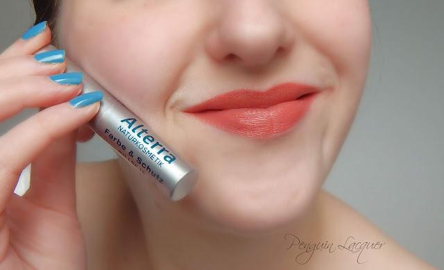 Alterra Farbe und Schutz 03 Coral Chic mit Stift
