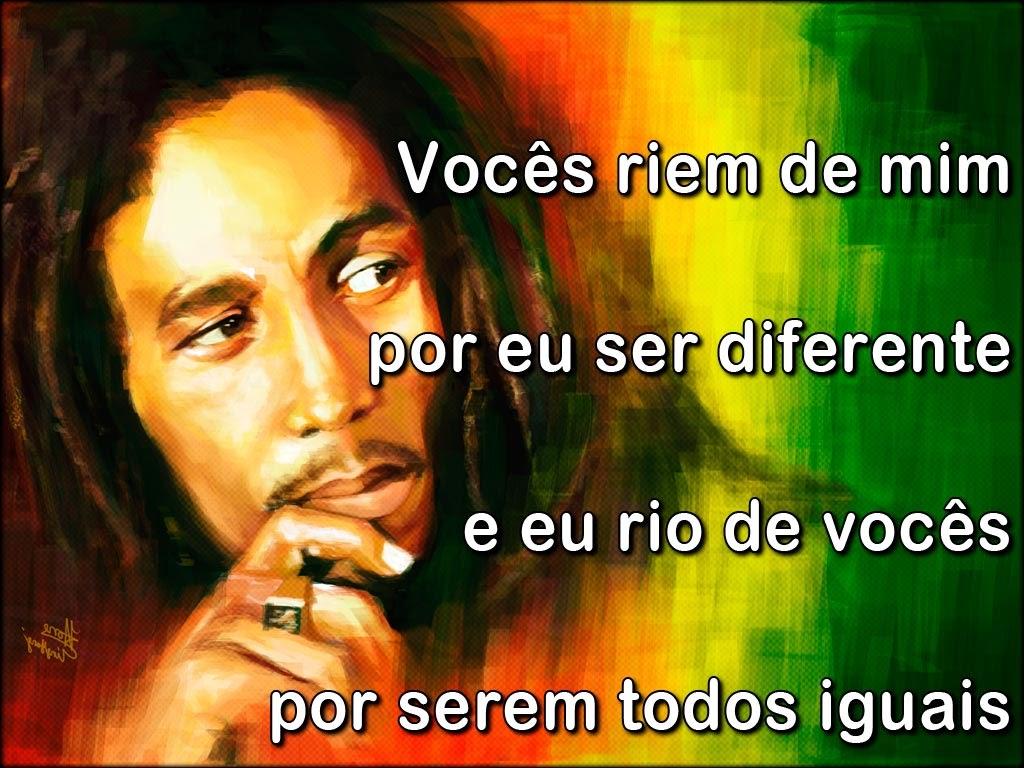 Frases De Bob Marley: Frases Do Bob Marley Para Refletir #2