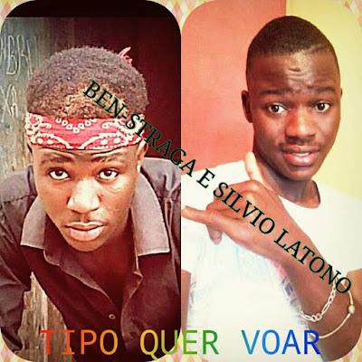 Ben-Straga & Silvio Latono - Tipo Quer Voar (Afro House)