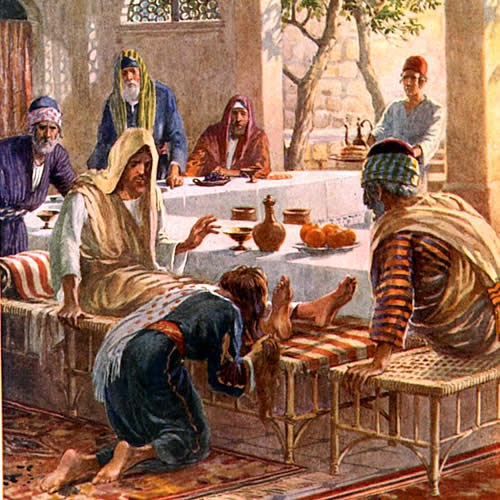 pharisees jesus relationship with his mother