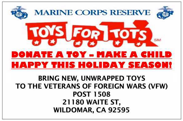 Toys For Tots Logo Flyer : Toys for tots event flyer pictures to pin on pinterest