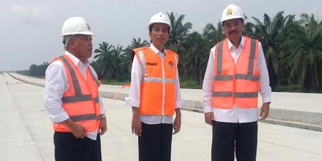 Demokrat Kritik Jokowi yang Besar-besaran Pakai APBN untuk Infrastruktur