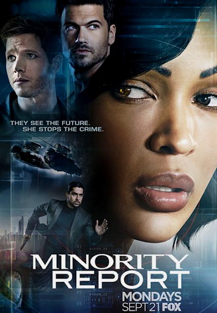 Poster pentru serialul Minority Report