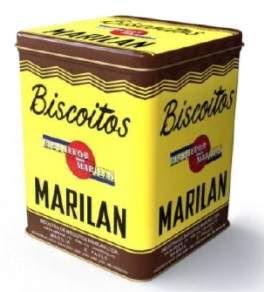 Promoção Marilan 2018 Compre Ganhe Lata Réplica Primeira Embalagem Biscoitos