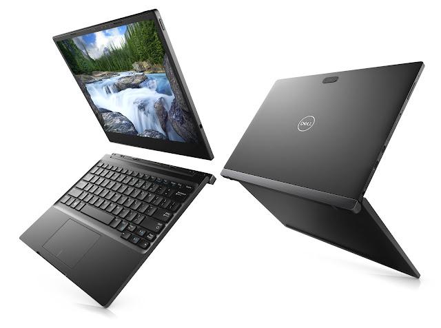 Dell giới thiệu laptop đầu tiên trên thế giới tích hợp sạc không dây, Dell Latitude 7285