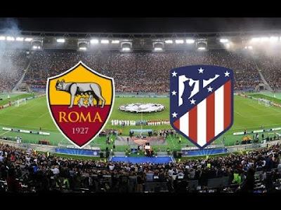 موعد مباراة اتلتيكو مدريد وروما اليوم الأربعاء 22-11-2017 والقنوات الناقلة