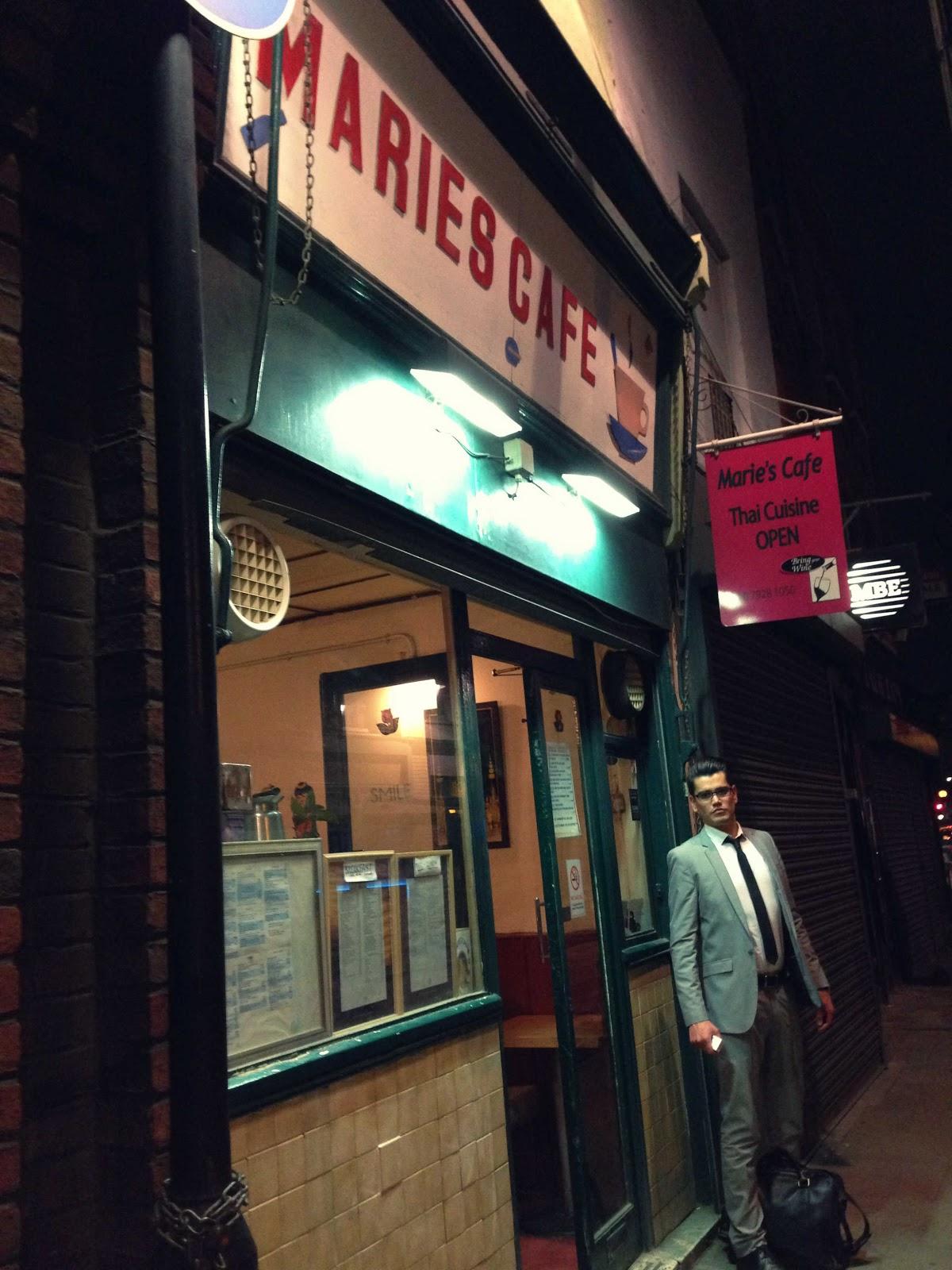 Thai Restaurant Near Waterloo London