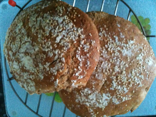 Quick and Easy Roman Style Spelt Bread