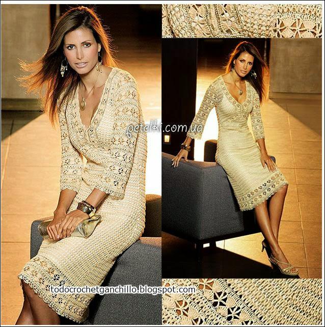 Vestido de diseñadora Millen Karen