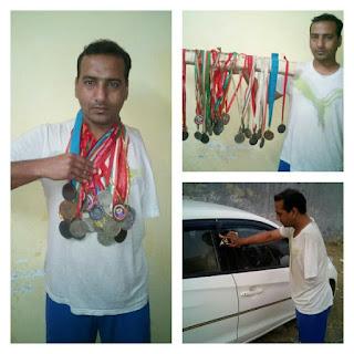 bharat kumar swimmer