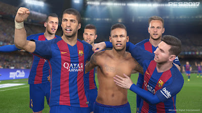 Download PES 2017 Full Crack Update Terbaru Game PC By CPY