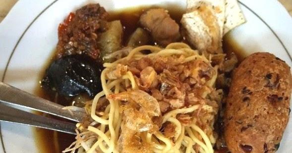 CARA MEMBUAT LONTONG MIE SURABAYA | Resep Masakan Indonesia