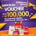 Promo LOTTEMART Dapat Voucher Belanja Rp 100.000 Khusus LOTTE Members Periode 22 - 25 Desember 2016