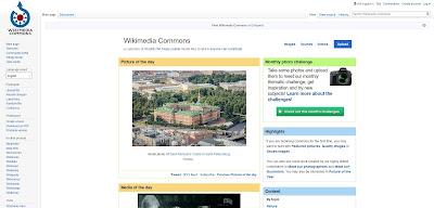 Δωρεάν εικόνες και φωτογραφίες στο ίντερνετ-Wikimedia
