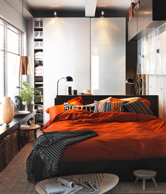 Muebles y decoraci n de interiores dormitorios 2011 for Muebles de dormitorio ikea
