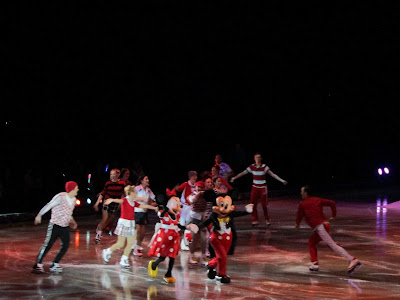 Warm Up to Disney on Ice with Mickey and Minnie