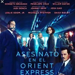 Murder on the Orient Express, asesinato en el Orient Express, película, cartelera, cine, nos vamos al cine,
