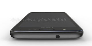 Moto E4 Plus Renders leaked : MediaTek SoC, 5000mAh Battery