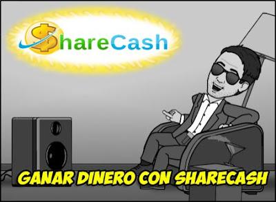 Ganar Dinero Con ShareCash