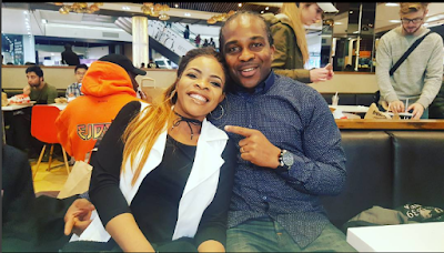 Ogbonna Kanu can't stop gushing over his new wife, Laura Ikeji (Video)