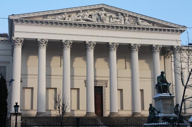 Museu Nacional Húngaro, Budapeste
