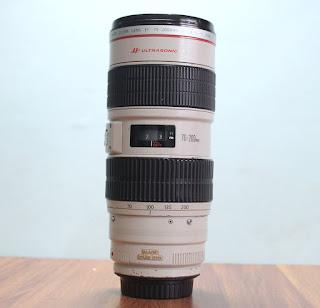 Lensa Canon 70-200mm f2.8 IS USM