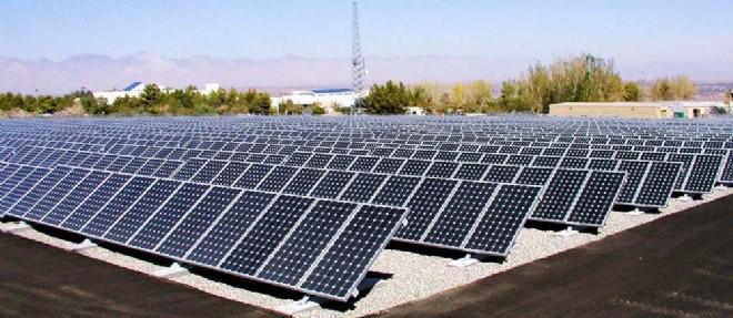100 ألف هكتار ستستفيد من دعم استعمال الطاقة الشمسية