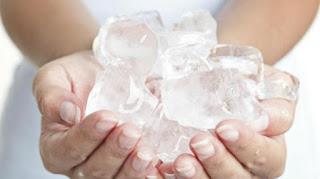Cara Membedakan Es Dari Air Mentah Dan Air Matang