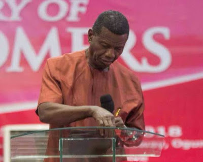 """[Video] """"God banned my friend's wife from heaven for failing to pay tithe"""" - RCCG pastor defends Pastor Adeboye"""