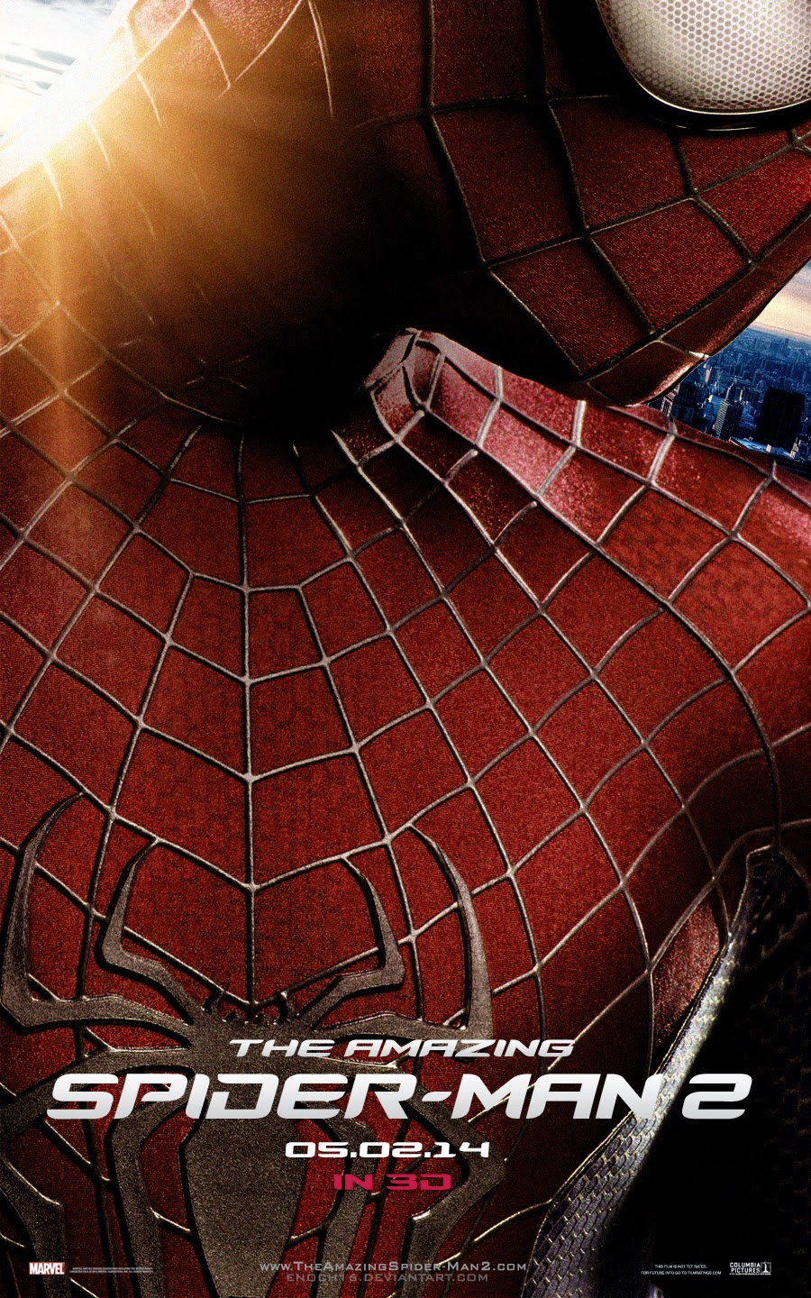coming soon - the amazing spider-man 2