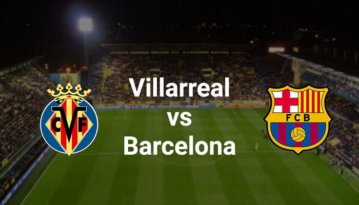 Partido Villarreal vs Barcelona ONLINE