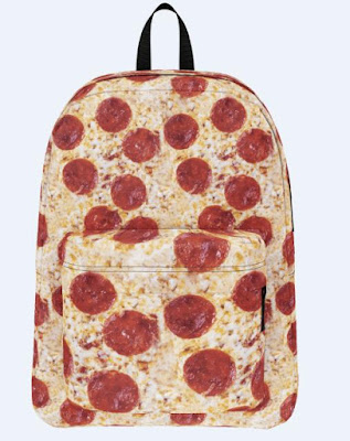 Backpack Pizza