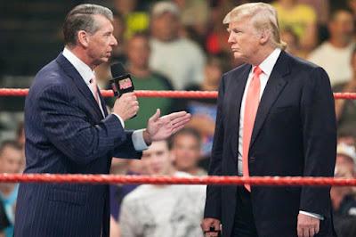 WWE Trump