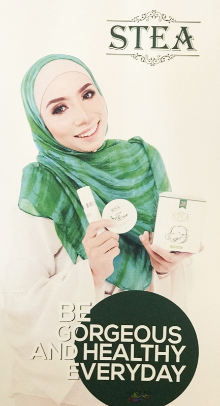 STEA Beauty, STEA, STEA Teh Hijau, Beauty Review by Rawlins, STEA Green Tea Soap, STEA Skin Repair Serum, Puan Mastura Mohd Shah, byrawlins, Rawlins GLAM