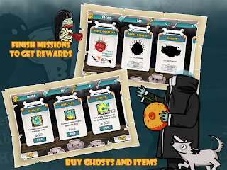 Ghost Battle 2 MOD v1.1.2 Apk (Unlimited Gold + Gems) Terbaru 2016 2