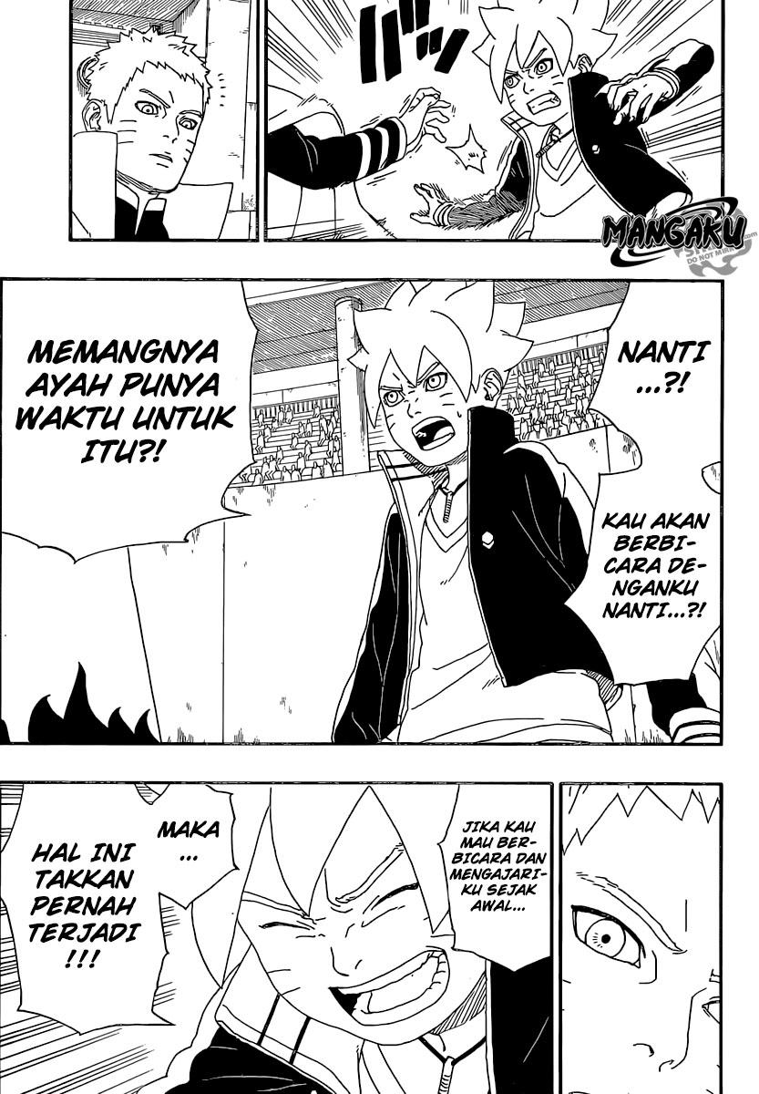 Boruto Chapter 5 Bahasa Indonesia