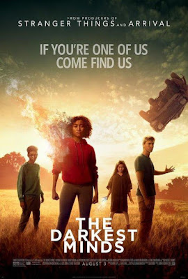 The Darkest Minds 2018 DVD R1 NTSC Latino