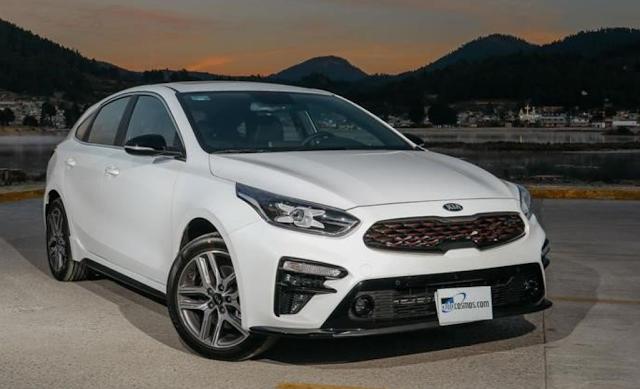 KIA Forte Hatchback 2019 llega a México (descripción y precios)