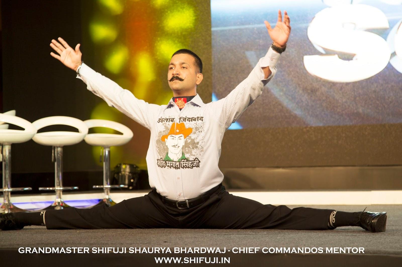 Shifuji S Mission Prahar Grandmaster Shifuji