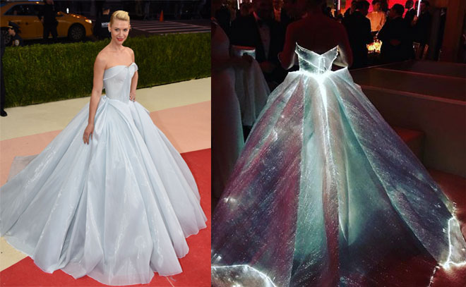 Claire Danes Is The Real Life Cinderella At The 2016 Met