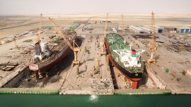 Oman Drydock Company to host trade forum for SMEs in Duqm