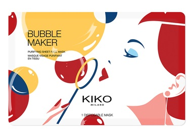 bubble mask kiko