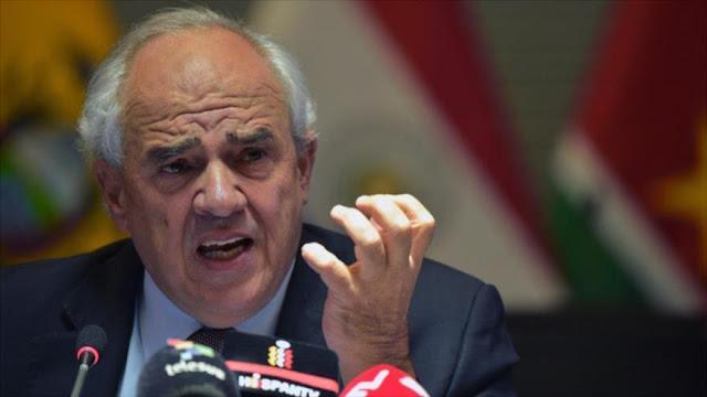 Exjefe de Unasur: ONU debe mediar diálogo en Venezuela