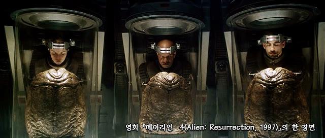 에이리언4(Alien: Resurrection, 1997) scene 02
