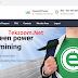 Review EcoCoins - Lãi 1.3 - 4% hằng ngày - Đầu tư tối thiểu 0.02 BTC - Thanh toán Manual - Hoàn vốn đầu tư