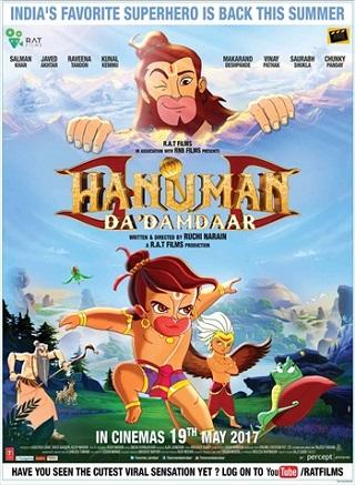 Hanuman Da Damdaar 2017 Hindi pDVDRip x264 Full Movie Download