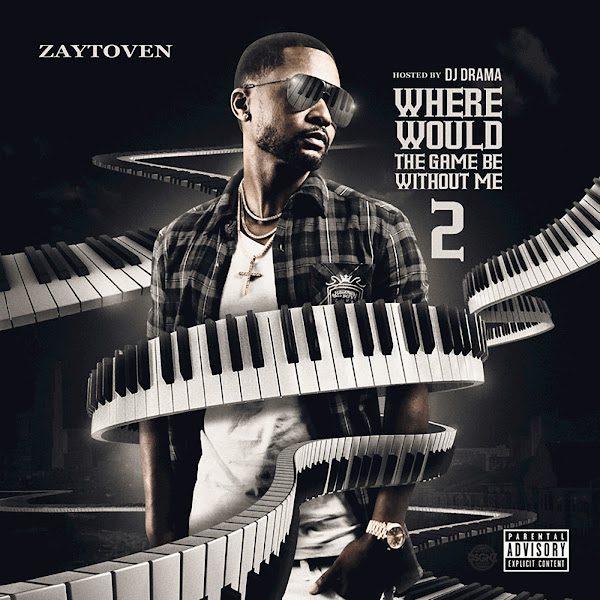 Various Artists - Where Would the Game Be Without Me 2 Cover