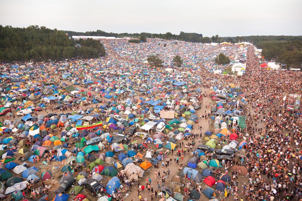 Polish przystanek woodstock festival 2014 - 2 8