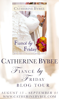 Promo Spot - Fiance' by Friday by Catherine Bybee